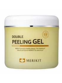 Пилинг гель-скатка - Merikit Double Peeling Gel