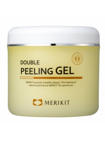 Merikit Double Peeling Gel - Пилинг гель-скатка