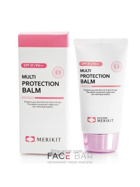 Мультифункциональный крем - SPF 37 / PA++ - Merikit Multi Protection Balm
