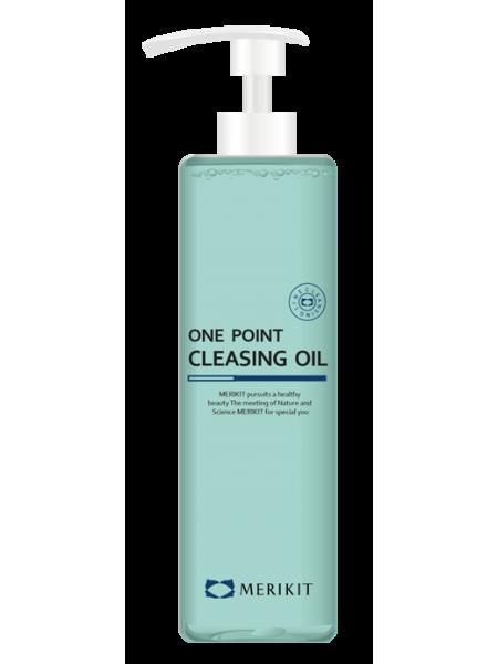 Гидрофильное масло -Merikit  One Point Cleansing Oil