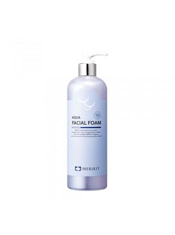 Merikit Aqua Facial Foam - Мягкая пенка для умывания