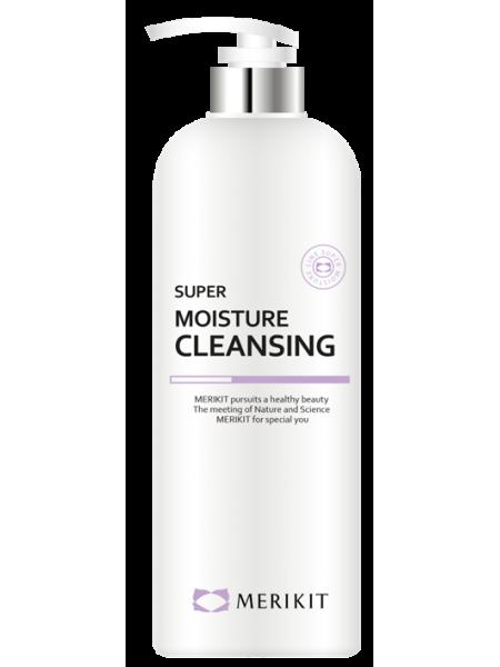 Супер увлажнение - Merikit  Super Moisture Cleansing