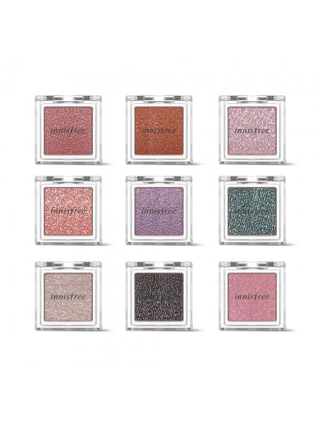 Минеральные тени для глаз с блеском - Innisfree Mineral single shadow Glitter