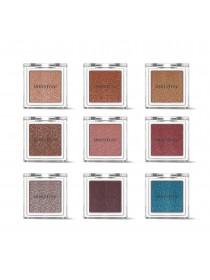 Минеральные тени для глаз с легким блеском - Innisfree Mineral single shadow Shimmer