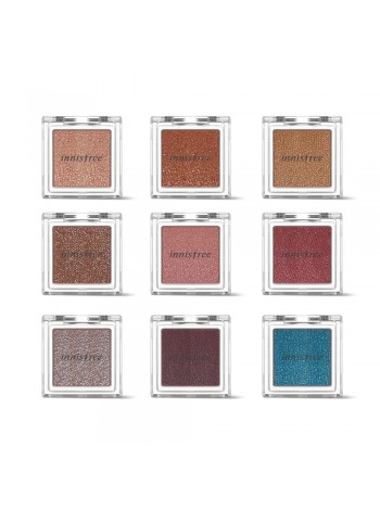 Innisfree Mineral single shadow Shimmer - Минеральные тени для глаз с легким блеском