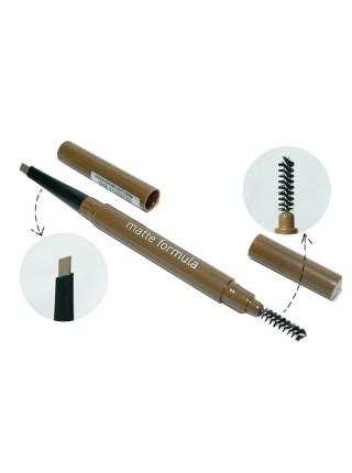 Автоматический карандаш для бровей - Aritaum Matte Formular Brow Auto Pencil