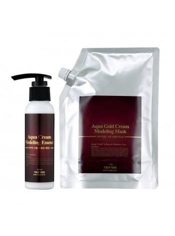 Ronas Aqua Gold Cream Modeling Mask - Маска с золотом