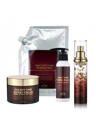 Маска с золотом - Ronas Aqua Gold Cream Modeling Mask