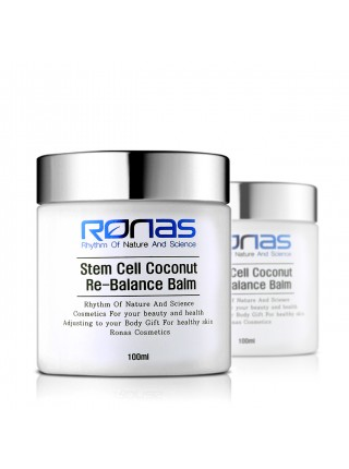 Восстанавливающий крем-бальзам - Ronas Stem Cell Coconut Re-Balance Balm