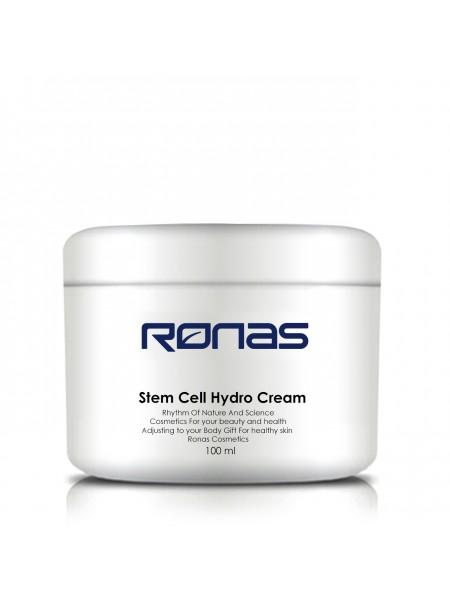 Увлажняющий крем на основе растительных стволовых клеток - Ronas Stem Cell Hydro Cream